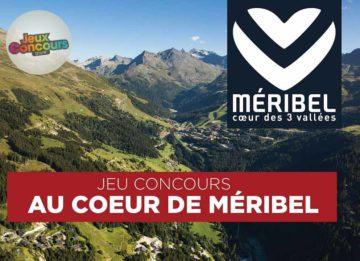 Jeux Concours Online Au Coeur De Meribel