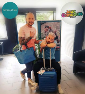 Jeux Concours Online Atmosp'hair trolley