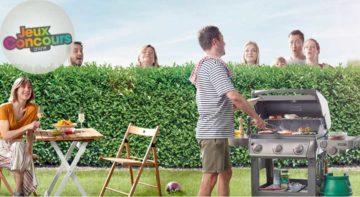 Jeux Concours Online Barbecue Weber Spar