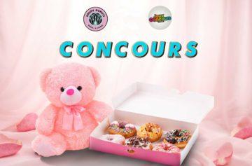 Jeux concours online Krispy Donuts