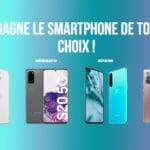 Concours Smartphone 2020