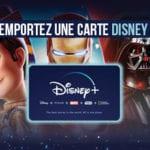Concours Disney + 1 an Jeux Concours Online
