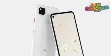 Jeux Concours Online Google Pixel 4a