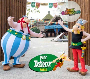Jeux Concours Online Parc Asterix