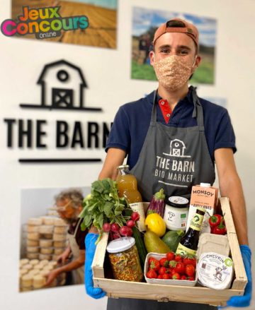 Jeux Concours Online The Barni Bio Market Jette