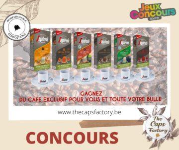 Jeux concours online The Caps Factory