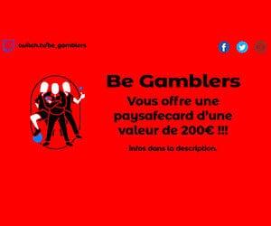 BeGamblers