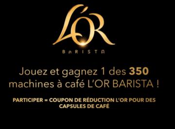 L'or Barista