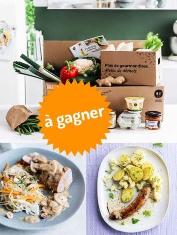 5 x une Box FOODBAG - seniorweb