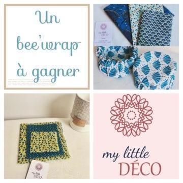 bee wrap my little déco