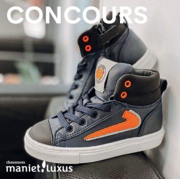 Maniet Luxus chaussures