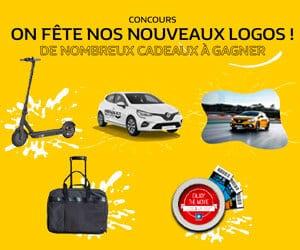 Renault new logo