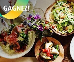 Carte-cadeau culinaire de 200 € - Lottery Club