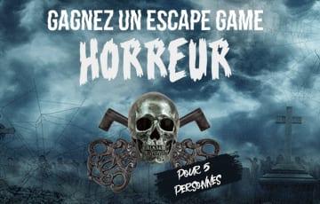 Escape Game en équipe à gagner !