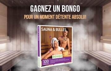 concours Bongo sauna jeux concours online