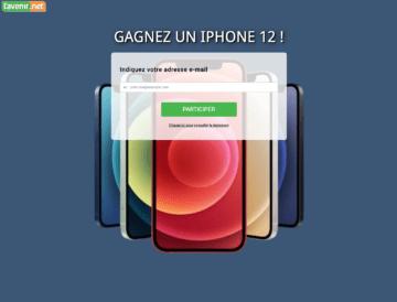 l'avenir iphone12
