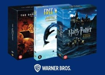 Coffret DVD Warner Bros - Metro time