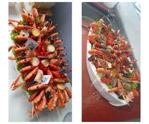 plateaux fruits de mer My Fish