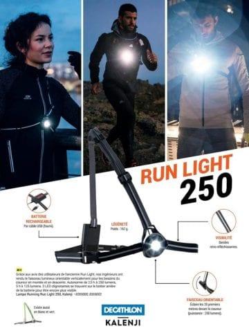 Run Light 250 - Decathlon