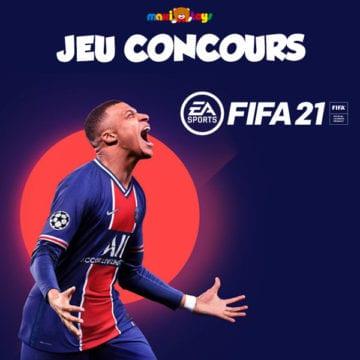 Maxi Toys PS4 FIFA21