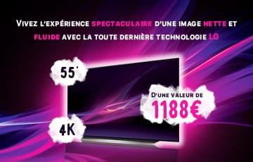 tele LG jeux concours online