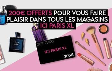 ici paris xl parfums jeux concours online